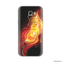 FIRE FEATHER - Samsung Galaxy A7 2017