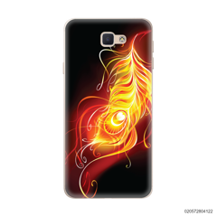 FIRE FEATHER - Samsung Galaxy J5 Prime