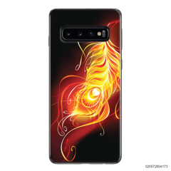 FIRE FEATHER - Samsung Galaxy S10