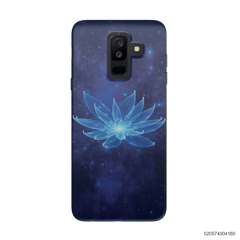 BLUE LOTUS - Samsung Galaxy A6 Plus 2018