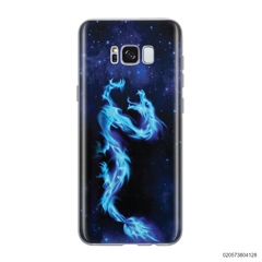 BLUE DRAGON - Samsung Galaxy S8 plus