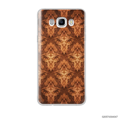 BROWNIE PATTERN - Samsung Galaxy J7 2016