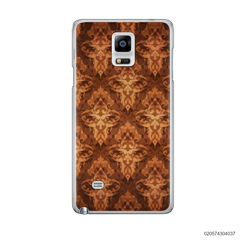 BROWNIE PATTERN - Samsung Galaxy Note 4