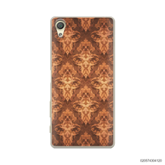 BROWNIE PATTERN - Sony Xperia X