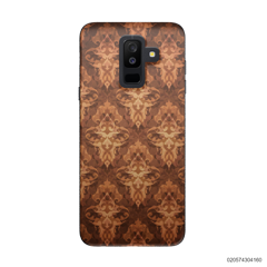 BROWNIE PATTERN - Samsung Galaxy A6 Plus 2018