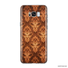 BROWNIE PATTERN - Samsung Galaxy S8 plus