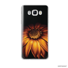 BROWN CHRYSANTHEMUM - Samsung Galaxy J7 2016