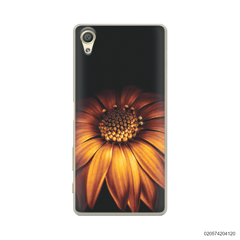 BROWN CHRYSANTHEMUM - Sony Xperia X