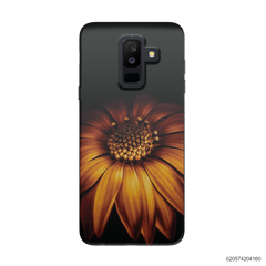 BROWN CHRYSANTHEMUM - Samsung Galaxy A6 Plus 2018