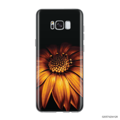 BROWN CHRYSANTHEMUM - Samsung Galaxy S8 plus