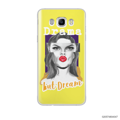CUSTOM YOUR EYES WITH DRAMA QUEEN - Samsung Galaxy J7 2016