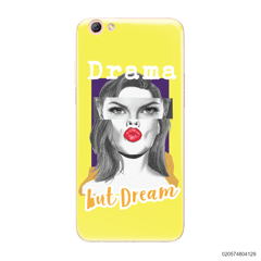 CUSTOM YOUR EYES WITH DRAMA QUEEN - Oppo F3