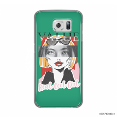 CUSTOM YOUR EYES WITH COOL GIRL - Samsung Galaxy S6