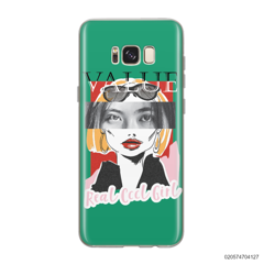 CUSTOM YOUR EYES WITH COOL GIRL - Samsung Galaxy S8