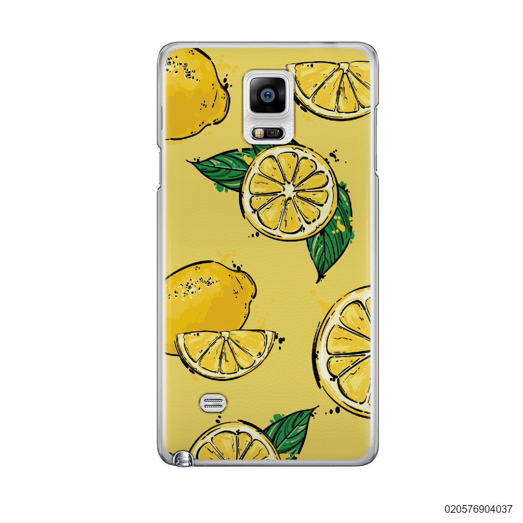 FRESH LEMON - Samsung Galaxy Note 4
