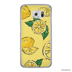FRESH LEMON - Samsung Galaxy S6 Edge
