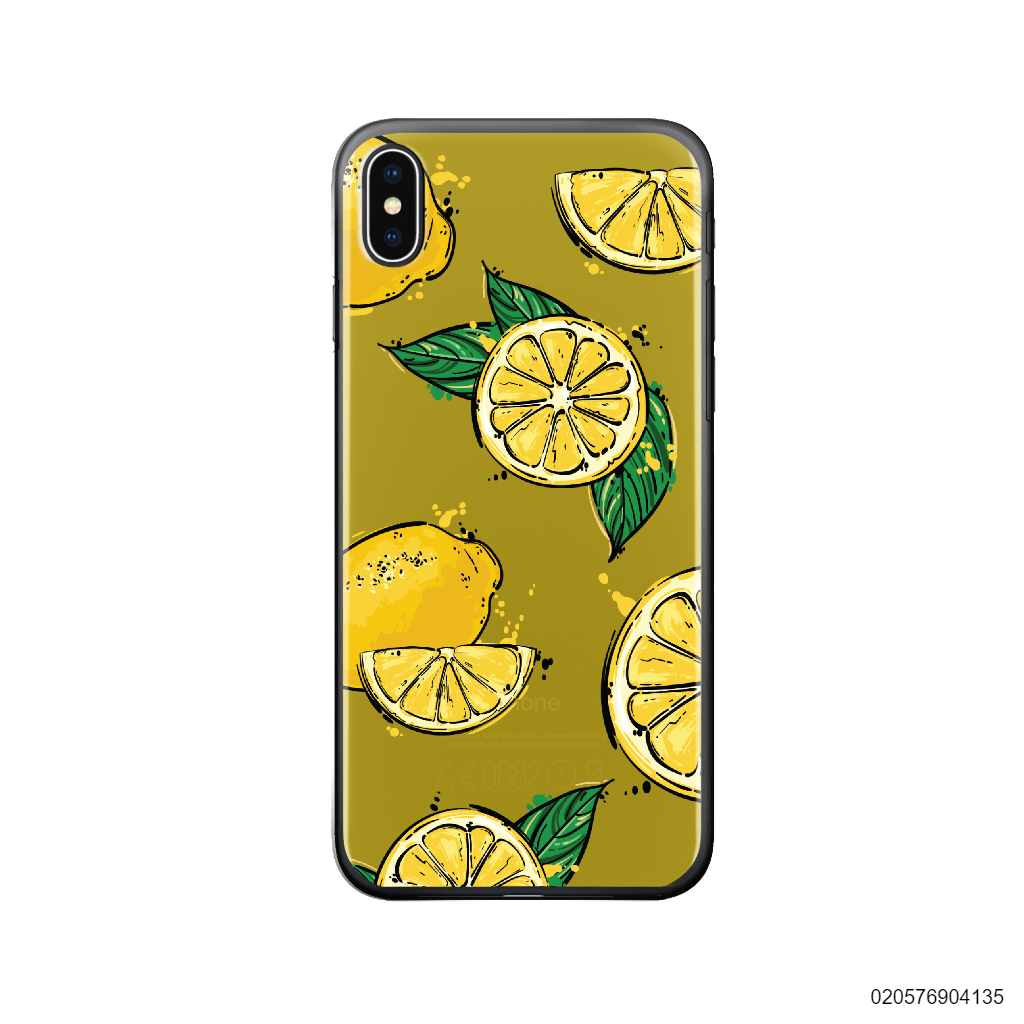 FRESH LEMON - Iphone X/ Xs