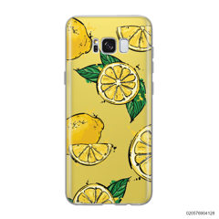 FRESH LEMON - Samsung Galaxy S8 plus
