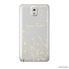 YOUR NAME WITH TWINKLE STARS - Samsung Galaxy Note 3