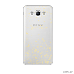 YOUR NAME WITH TWINKLE STARS - Samsung Galaxy J7 2016