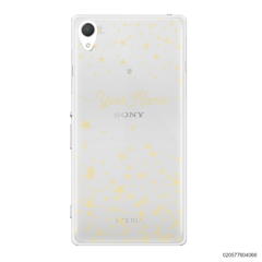 YOUR NAME WITH TWINKLE STARS - Sony Xperia Z2