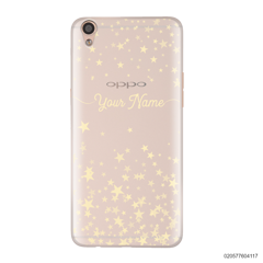 YOUR NAME WITH TWINKLE STARS - Oppo F1 Plus