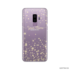 YOUR NAME WITH TWINKLE STARS - Samsung Galaxy S9 Plus
