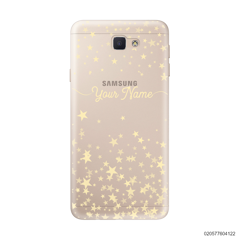 YOUR NAME WITH TWINKLE STARS - Samsung Galaxy J5 Prime