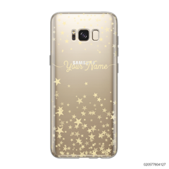 YOUR NAME WITH TWINKLE STARS - Samsung Galaxy S8