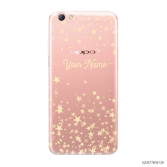 YOUR NAME WITH TWINKLE STARS - Oppo F3