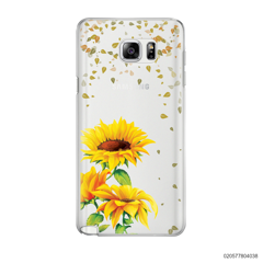 YOUR NAME IN SUNFLOWER GARDEN - Samsung Galaxy Note 5