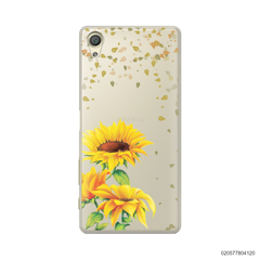 YOUR NAME IN SUNFLOWER GARDEN - Sony Xperia X
