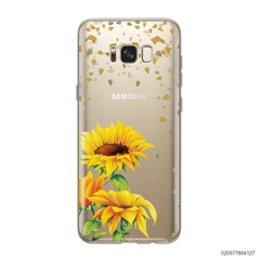 YOUR NAME IN SUNFLOWER GARDEN - Samsung Galaxy S8