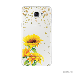 YOUR NAME IN SUNFLOWER GARDEN - Samsung Galaxy A9 Pro