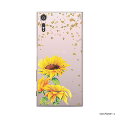 YOUR NAME IN SUNFLOWER GARDEN - Sony Xperia XZ