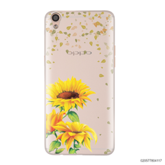 YOUR NAME IN SUNFLOWER GARDEN - Oppo F1 Plus