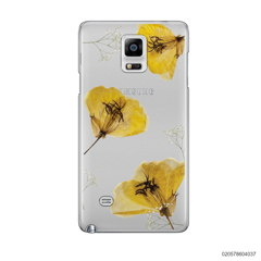YELLOW DRIED FLOWER - Samsung Galaxy Note 4