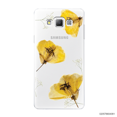 YELLOW DRIED FLOWER - Samsung Galaxy A7 2015