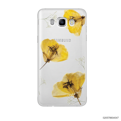 YELLOW DRIED FLOWER - Samsung Galaxy J7 2016