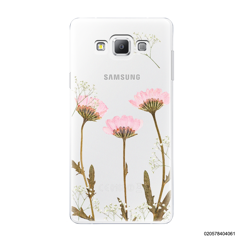 LIGHT PINK DRIED FLOWER - Samsung Galaxy A7 2015