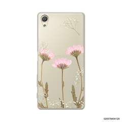 LIGHT PINK DRIED FLOWER - Sony Xperia X