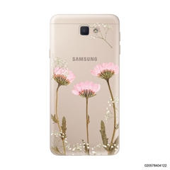 LIGHT PINK DRIED FLOWER - Samsung Galaxy J5 Prime