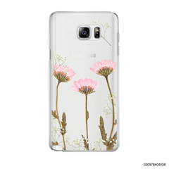 LIGHT PINK DRIED FLOWER - Samsung Galaxy Note 5
