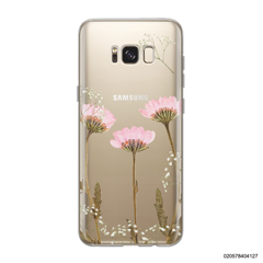 LIGHT PINK DRIED FLOWER - Samsung Galaxy S8