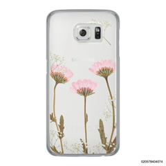 LIGHT PINK DRIED FLOWER - Samsung Galaxy S6 Edge