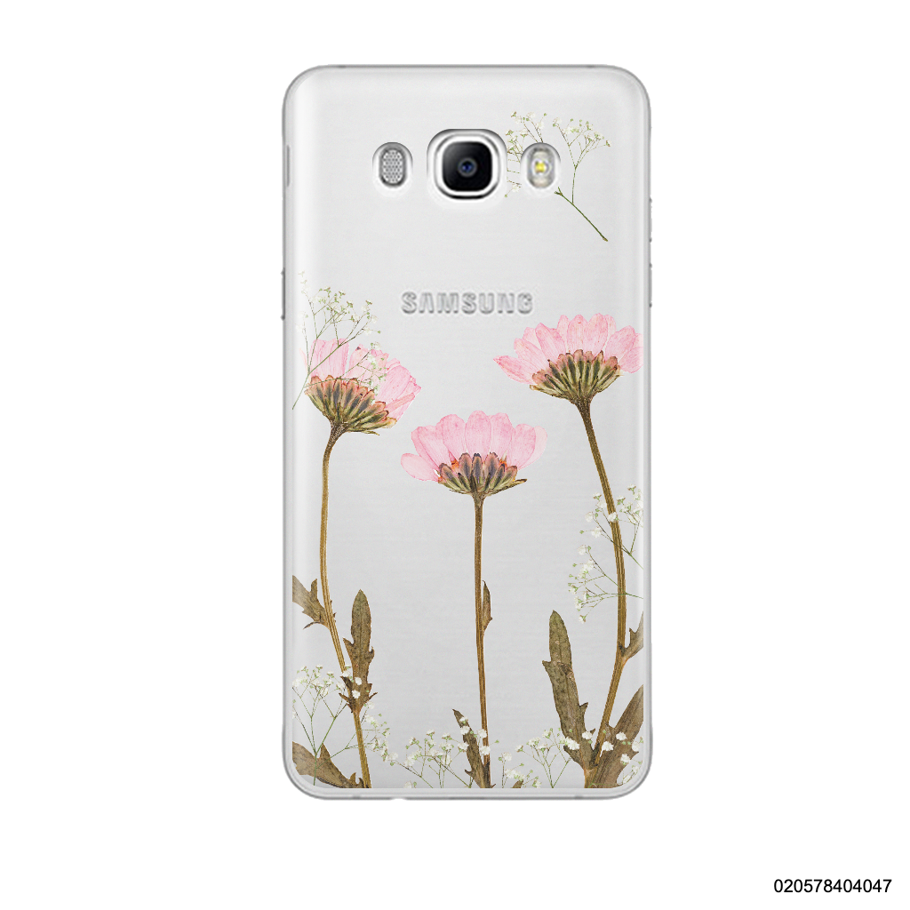 LIGHT PINK DRIED FLOWER - Samsung Galaxy J7 2016