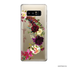 RED VELVET ROSE BOW - Samsung Galaxy Note 8