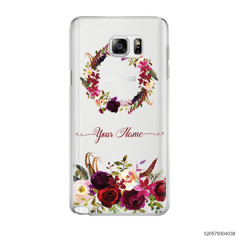 RED VELVET ROSE CIRCLE - Samsung Galaxy Note 5