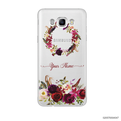RED VELVET ROSE CIRCLE - Samsung Galaxy J7 2016