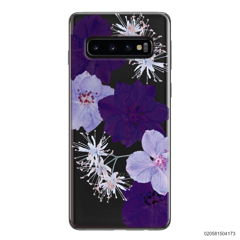 VIOLET DREAM DRIED FLOWER - Samsung Galaxy S10